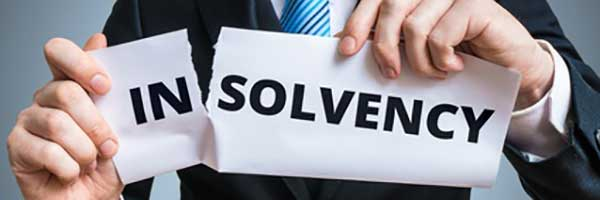 Trading insolvent - insolvency is not always permanent